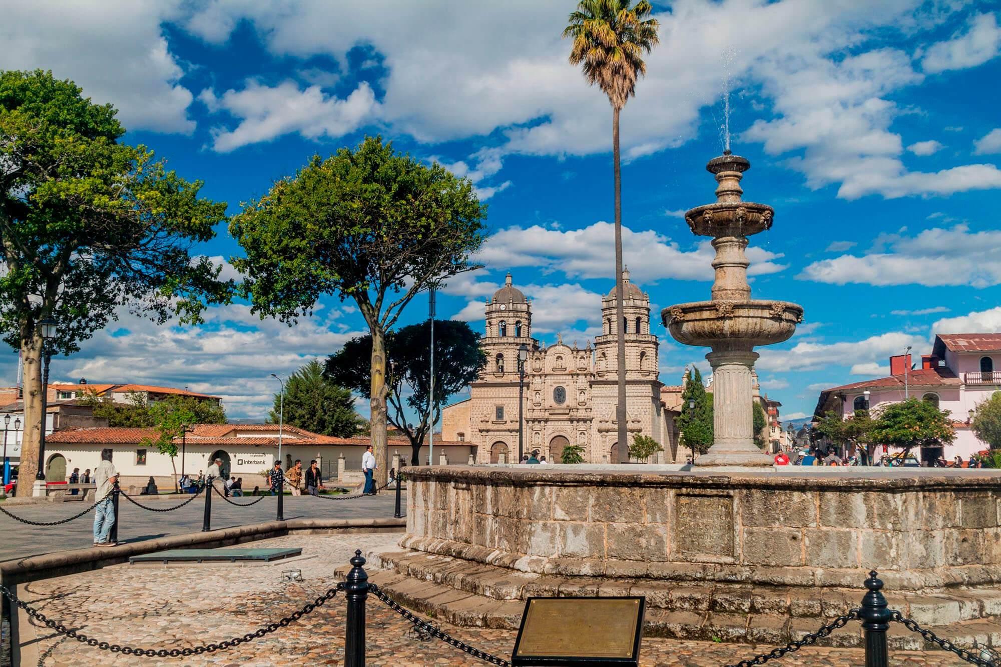 Cajamarca Año Nuevo 2020 Espacios Confirmados