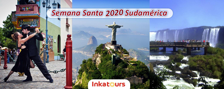 Semana Santa 2020 en Sudamerica