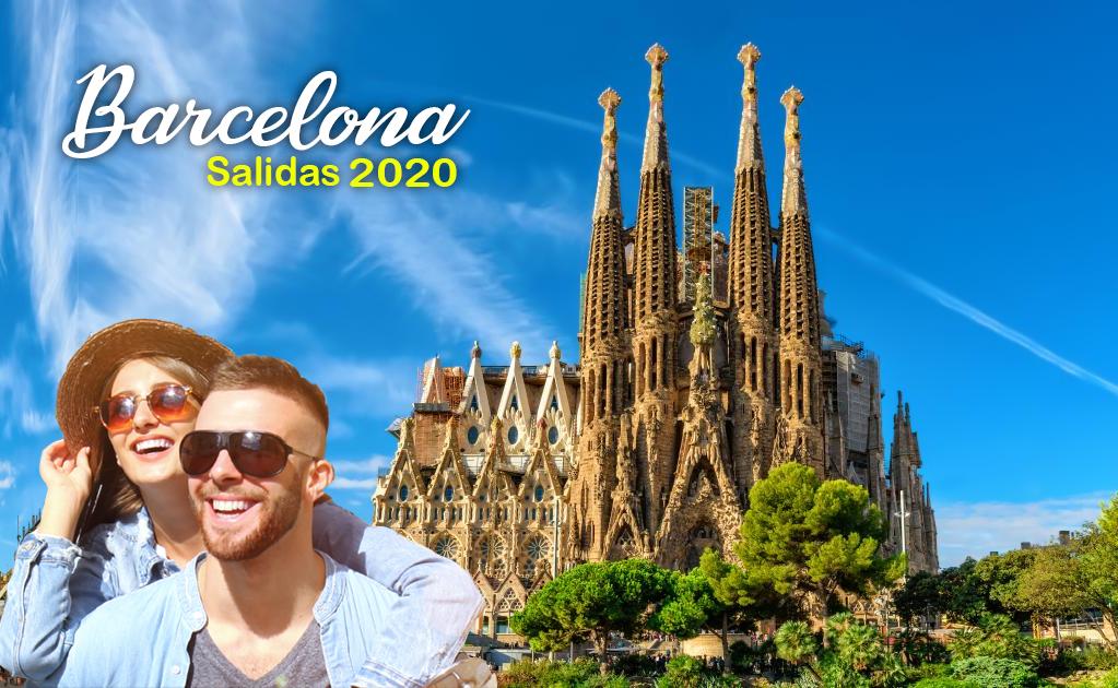 Viajes a Barcelona 2020 – 2021